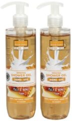 MINERAL Beauty System MBS Duschgel Milk&Honey 2x300ml