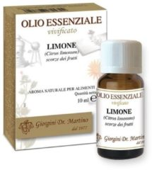 DR.GIORGINI SER-VIS Srl Dr. Giorgini Limone Olio Essenziale 10ml