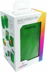 Gamegenic Deckbox Watchtower 100+ - groen DECKBOX