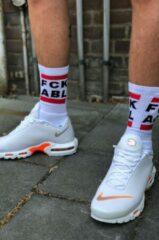 Witte Sk8erboy FCK ABL Socks 43-46