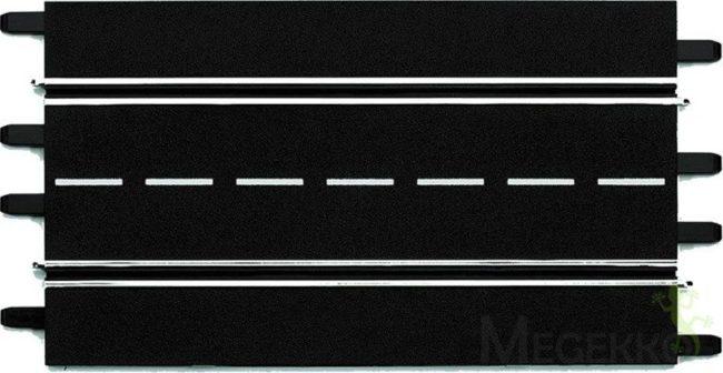 Afbeelding van Carrera 20020601 Evolution, DIGITAL 132, DIGITAL 124 Standaard recht wegdeel 1 paar