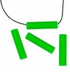 Groene Chewigem Kauwsieraad Chubes