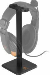 DELTACO GAMING GAM-071 Universele koptelefoon houder - Aluminium - Antislip - Zwart