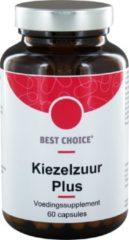 Best Choice Kiezelzuur Plus 60 capsules