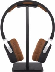 4You Webventures Staande Headset Houder Zwart - Koptelefoon Houder - Hoofdtelefoon Stand / Standaard - Headphones Stand Black