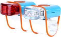 Rivel Ikzi mini Stripties - Verlichtingsset - Led - Blauw