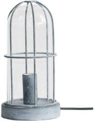 Tafellamp Energielabel: Afhankelijk van de lamp Brilliant Storm 93686/70 Beton-grijs