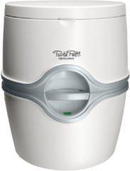 Witte Thetford draagbaar toilet PP Excellence elektrisch