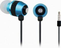 Zwarte Gembird MHS-EP-002 - In-ears met microfoon