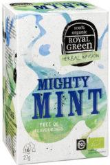 Royal Green Royal groen Mighty mint 16 Stuks
