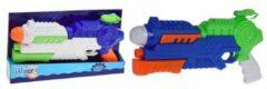 Blauwe Splash - Watergeweer met Pompactie