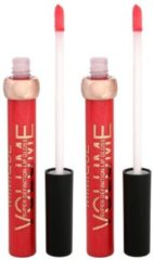 MIMIQUE Super Definition Volume Lip Gloss No.05 2x