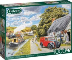 Falcon legpuzzel 'Parcel for Canal Cottage' 1000 stukjes
