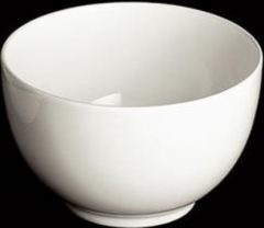Witte DIBBERN - White Classic - Schaal 0,40l 12,5cm
