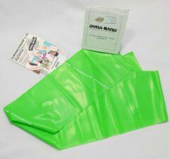 Body Works Dyna Band Dyna Band - Medium Weerstandsband - 90 cm - Groen