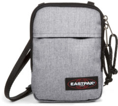 Grijze Eastpak Klein Cross Body Tas Buddy Sunday grey