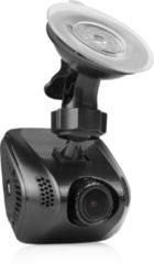 Zwarte Smartwares CWR-37701 Dashcam - Auto Dashboard Camera - MicroSD opname - Full HD 1080p