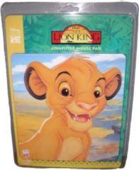 Muismat Simba Lion King Disney voor computer