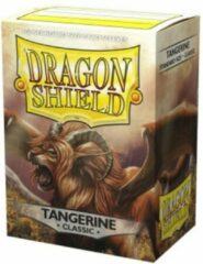 Dragonshield 100 Box Sleeves Classic Tangerine