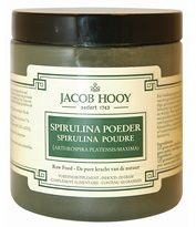 Jacob hooy spirulina raw food* 120 gr