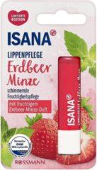 ISANA Lippenbalsem | lippenstift Aardbei - munt