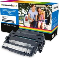 Zwarte Polaroid Polaroid Toner LS-PL-22054-00 ersetzt HP CE255X 55X BK