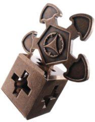 Bruine Huzzle breinbreker Cast O'gear brons