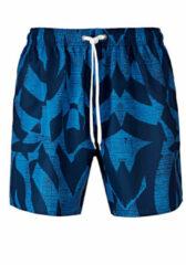 Marineblauwe Zwembroek Maritim marine/blauw