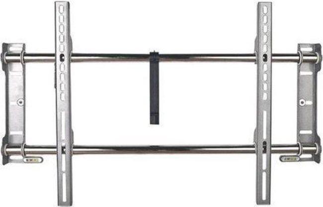 Afbeelding van DMT PLB-7 - Vaste muurbeugel - Geschikt voor tv's van 37 t/m 60 inch - Zilver