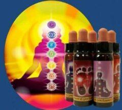 Yogi & Yogini Hoger Hart Chakra, Chakra Essence - 10 ml - (1st.) - M