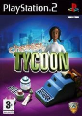 Playstation 2 Chemist Tycoon PS2