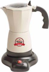 Bestron Espressoapparaat AES500RE 6 kopjes 480 W gebroken wit