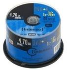 Intenso - DVD+R x 50 - 4.7 GB - Speichermedium