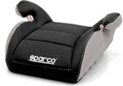 Universeel Sparco zitverhoger F100 Zwart/Grijs 15 tot 36 kg, 4 t/m 12 jaar (E1)