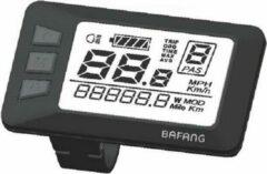 Bafang Hmi-display Dp-c13 Voor Gazelle Zwart