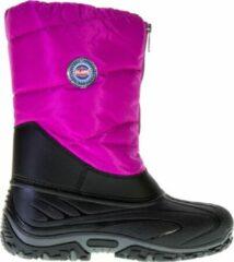 Olang Snowboots - Maat 29 - Unisex - roze/zwart Maat 29-30
