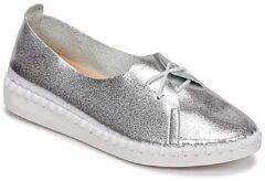 Zilveren Nette schoenen Les Petites Bombes DEMY