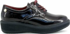 Rode Xti - Lace up - Vrouw - 47517 - darkred