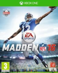 Electronic Arts Madden NFL 16 | Xbox One