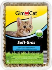 Gimcat Soft-Gras - Kattensnack - Natuur 100 g