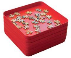 Rode Jumbo Puzzle Mates Puzzle Sorter Puzzelsorteerder