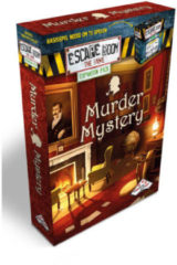 Identity Games Escape Room The Game Murder Mystery uitbreidingsspel
