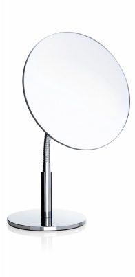 Afbeelding van Roestvrijstalen Blomus Vista Make-upspiegel Rond Verschroomd Staal