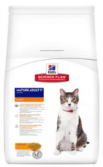 Hill's Feline Mature Adult Light Kip 1,5 kg