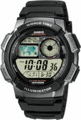 Zwarte Casio AE-1000W-1BVEF - Horloge - 43.7 mm - Kunststof - Zwart