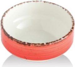 Gural Ent color Set 6 Slakom 12cm 38cl Rood 617335