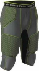 Groene Alleson Athletic Alleson Adult Football 7 Padded Integrated Girdle - Chli - S