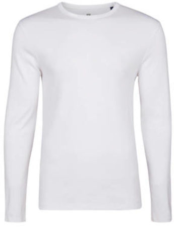 Afbeelding van Witte WE Fashion Fundamental T-shirt