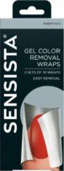 Sensista Gel Color Removal Wrap 3 X 10 (3x10st)