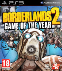 Take Two Borderlands 2 - Game of the Year Edition /PS3